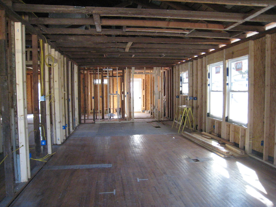interior remodeling services