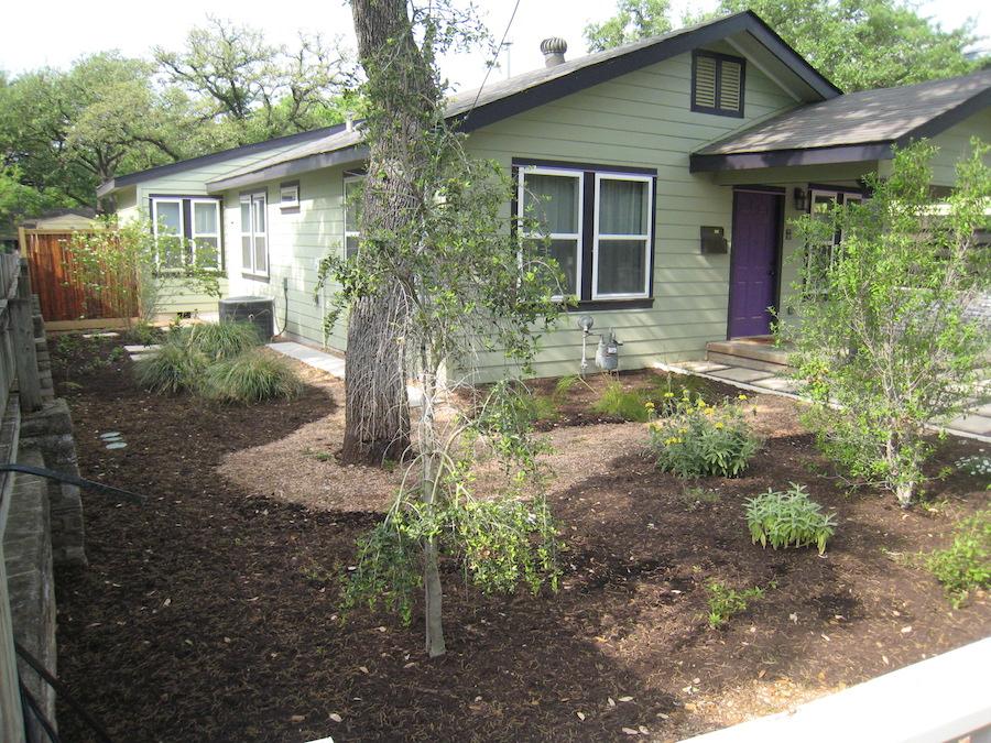remodel landscaping Austin