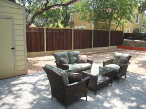 backyard design austin